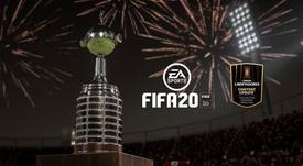 FIFA 20 Copa Libertadores.