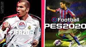 Fifa ou PES? Qual jogo tem licença dos clubes brasileiros? Goal
