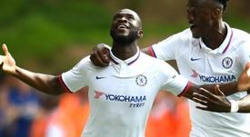 Officiel – Tomori prolonge à Chelsea. AFP