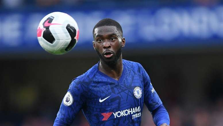 Tomori signs new five-year Chelsea deal. GOAL