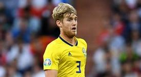 Helander has joined Rangers from Bologna. GOAL