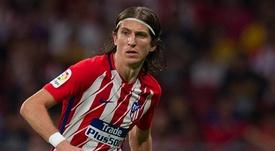 Filipe Luís vê crescer chance de ficar no Atlético de Madrid. Goal