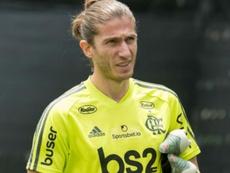 Filipe Luís admite desgaste físico após lesão. Goal