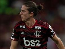 """No Flamengo, Filipe Luís enterra de vez o mito de ser """"mais defensivo"""""""