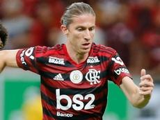 Filipe Luís enaltece Jorge Jesus. Goal