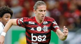 Filipe Luís elogia Everton Cebolinha e avisa como pará-lo. Goal