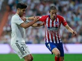 Filipe Luis cambierà casacca a fine stagione. Goal