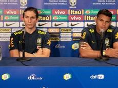 Thiago Silva e Filipe Luís esperam manter alto nível e ainda almejam disputar mais uma Copa do Mundo