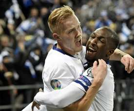 Pukki sparks party as Finland make history by sealing Euro 2020 berth. GOAL