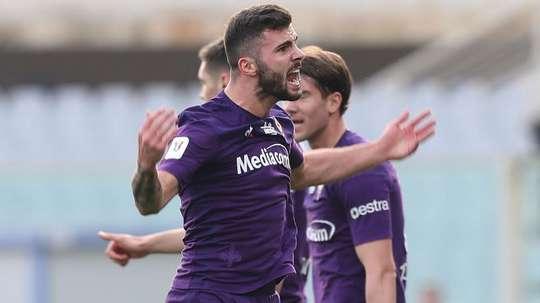 Fiorentina Atalanta Cutrone