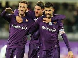Fiorentina-Cittadella 2-0: Benassi fa doppietta, viola agli ottavi. Goal