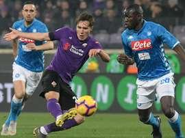 Termina senza reti Fiorentina-Napoli. Goal