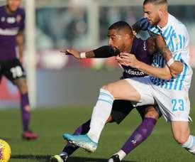 La Fiorentina batte la SPAL. Goal