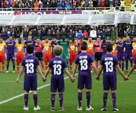 Astori is like a 12th player for FIorentina. GOAL