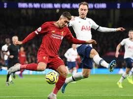 Les Reds toujours intouchables en Premier League. Goal