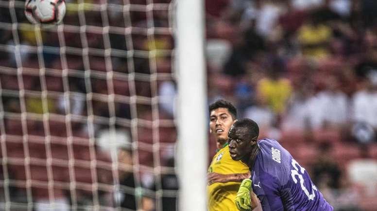 Quantos gols Roberto Firmino tem pela seleção brasileira? Goal