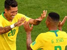 Retrospecto do Brasil contra a Venezuela. Goal