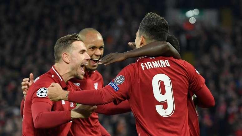 Les 'Reds' s'imposent 2-0 face à Porto. Goal