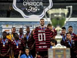Flamengo utiliza suplentes e vence Taça Rio frente ao Vasco da Gama. Goal