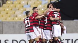 Flamengo Grêmio Brasileirão Série A. Goal