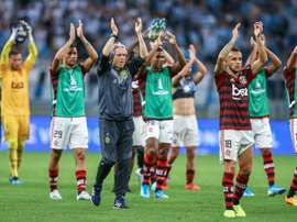 Quais são os números de Jorge Jesus no Flamengo? Goal