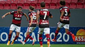 Contra Palmeiras, Flamengo consegue rara vitória contra rival do 'G6' do Brasileirão