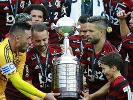 Flamengo é denunciado pela Conmebol. Goal