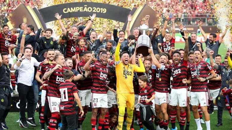 Filme conta bastidores da conquista da Libertadores pelo Fla. Goal