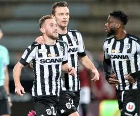 Flavien Tait prolonge avec Angers. Goal