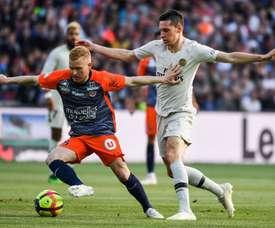 Montpellier s'est offert le champion. Goal