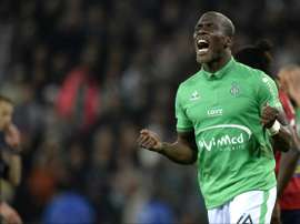 Florentin Pogba plays for French side Saint-Etienne. Goal