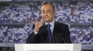 Florentino Perez Real Madrid 2009. GOAL