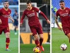 Tre giallorossi nel mirino dell'Inter. Goal
