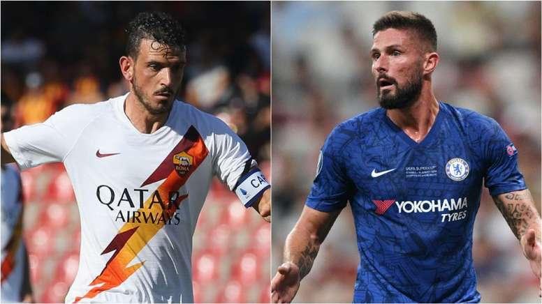 Inter, doppio colpo per gennaio: Florenzi e Giroud