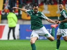 Makhedjouf a fait l'objet de quelques intérêts ces dernières semaines. Goal