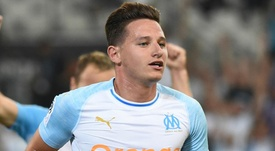 Thauvin is a late doubt for Marseille's clash with PSG this week.  GOAL