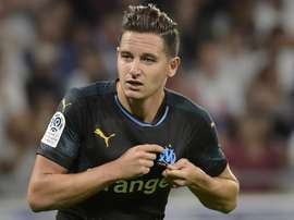 Thauvin has returned to Marseille. GOAL