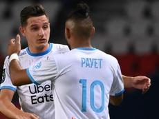 Décisif dans un grand match, Thauvin veut s'en servir pour la Ligue des Champions. goal