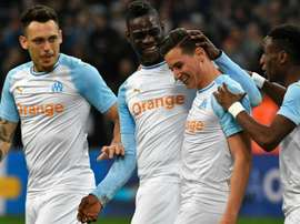 Thauvin et Balotelli, une belle histoire. Goal