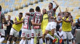 Fluminense América-MG Brasileirão Série A. Goal