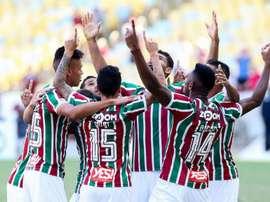 Fluminense 2x0 Deportivo Cuenca: Tricolor vence tranquilamente. Goal