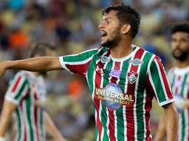 Scarpa esteve em destaque pelo 'Flu' em 2017. Goal