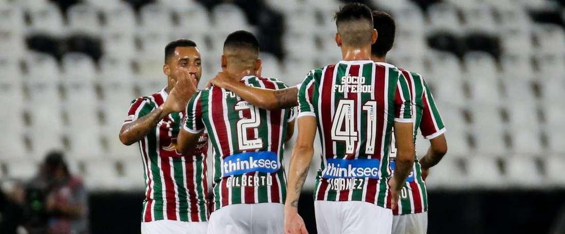 Fluminense 5 x 0 Salgueiro: Sornoza brilha em goleada do Tricolor