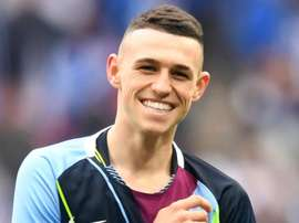 Phil Foden is 'the most talented player' Pep Guardiola has seen. GOAL