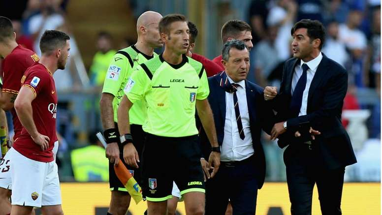 Roma, il preparatore protesta ma non viene squalificato: non risulta tesserato. Goal