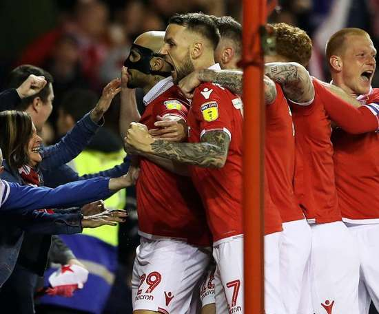 Report: Forest 1 Derby 0