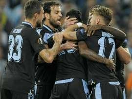 Vittoria per la Lazio. Goal