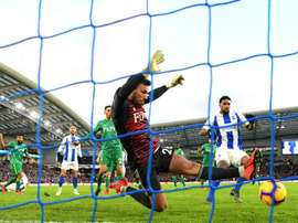 Foster's star performance earned Watford a point at Brighton. GOAL