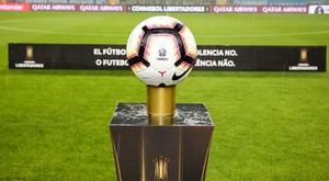 Relembre as bolas da Copa Conmebol Libertadores