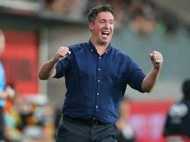 Western Sydney Wanderers 1-2 Brisbane Roar: Robbie Fowler's men battle back. Goal